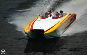 Used Skater NASCAT 30 High Performance Boat For Sale