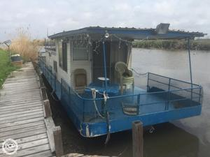 Used Stardust 40 House Boat For Sale