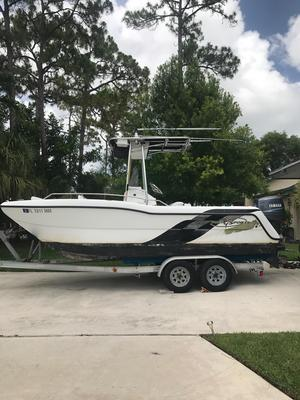 Used Pro Sports Center Console Fishing Boat For Sale