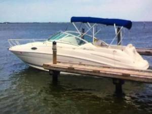 Used Sea Ray 240 Sundancer Cruiser Boat For Sale