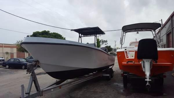 Used Mako 251 Center Console Fishing Boat For Sale