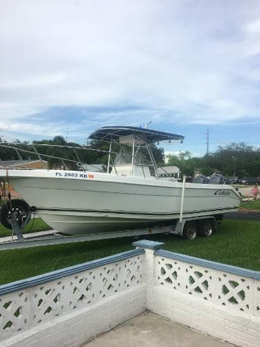 Used Cobia 28 CC Center Console Fishing Boat For Sale