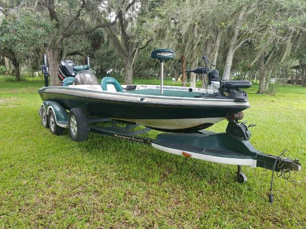 Used Ranger 521 Comanche Bass Boat For Sale