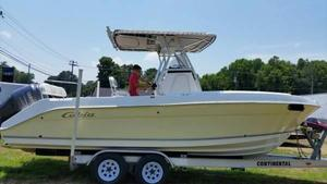 Used Cobia Boats Center Console Fishing Boat For Sale