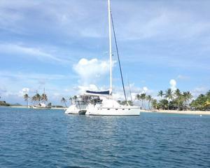 Used Privilege Catamaran Sailboat For Sale