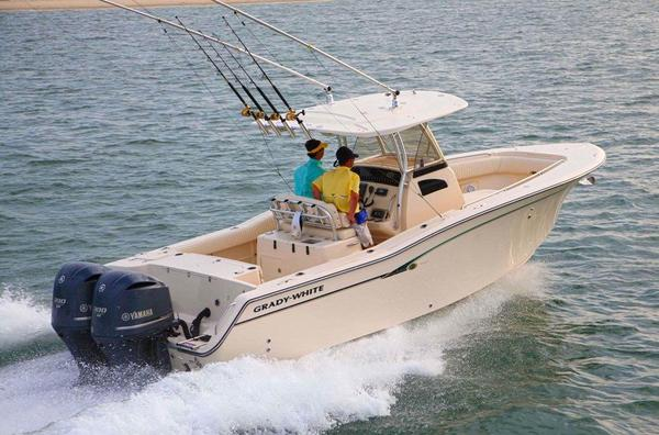 New Grady White CANYON 271 Center Console Fishing Boat For Sale
