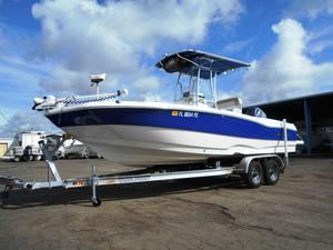 Used Nautic Star 211 Angler Deck Boat For Sale