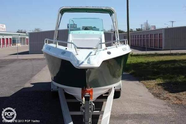 Used Donzi 35ZF Center Console Fishing Boat For Sale
