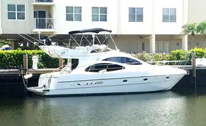 Used Azimut 42 Flybridge W/yachtcontroller Flybridge Boat For Sale