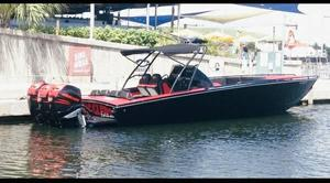 Used Avanti Marine Inc Center Console Fishing Boat For Sale
