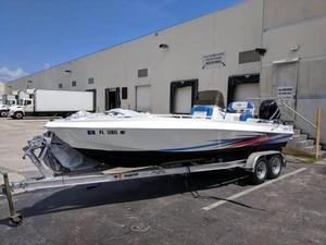 Used Concept Center Console Fishing Boat For Sale