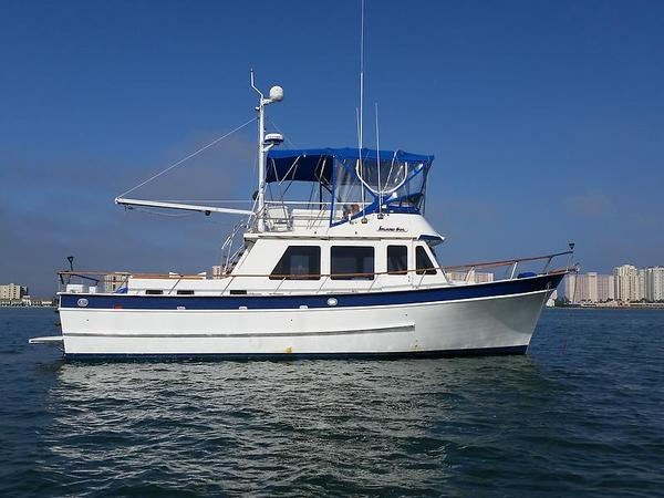 Used Defever Passagemaker Trawler Boat For Sale