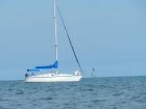 Used Hunter Sloop Sailboat For Sale