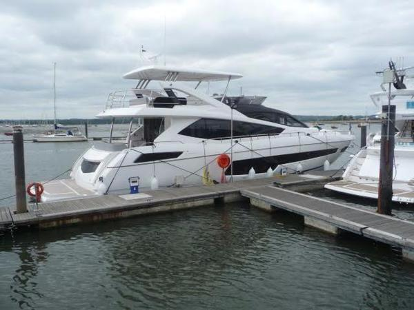 New Sunseeker 75 Yacht Motor Yacht For Sale