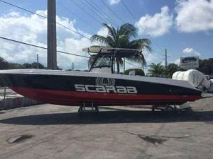 Used Wellcraft 35 Scarab Tournament High Performance Boat For Sale