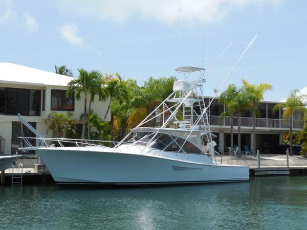 Used Vaudrey Miller Yachts Custom Sportfish Sports Fishing Boat For Sale