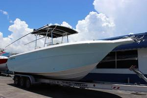Used Sea Fox 287 Center Console Saltwater Fishing Boat For Sale