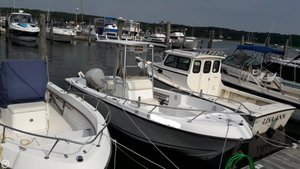 Used Mako 221 Center Console Fishing Boat For Sale