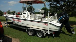 Used Boston Whaler 22 Dauntless Center Console Fishing Boat For Sale
