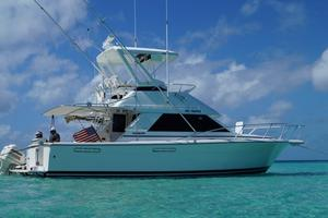 Used Phoenix 34 SFX Convertible Saltwater Fishing Boat For Sale