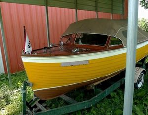 Used Lyman Islander Antique and Classic Boat For Sale