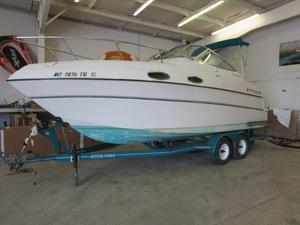 Used Four Winns 238 Vista Cuddy Cabin Boat For Sale