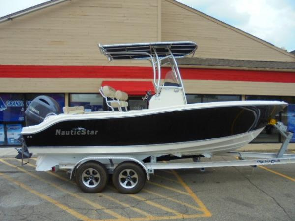 New Nauticstar 20XS Offshore Center Console Fishing Boat For Sale