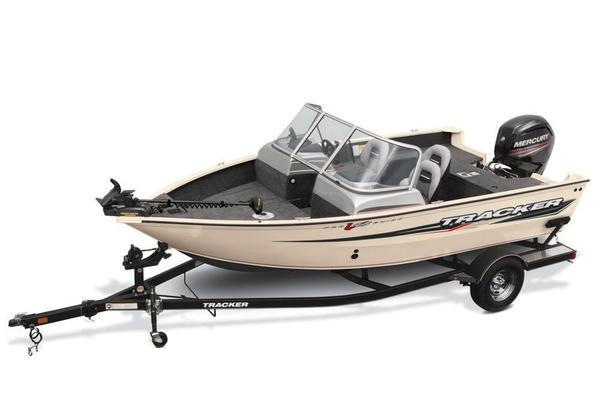 New Tracker Pro Guide V-165 WT Aluminum Fishing Boat For Sale