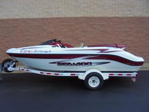 Used Seadoo Challenger 1800 Bowrider Boat For Sale