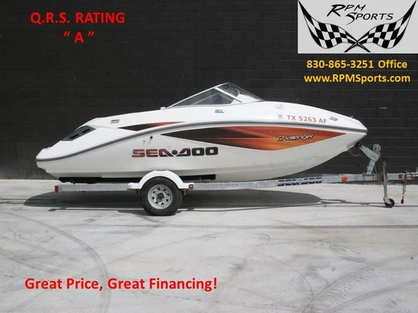 Used Sea-Doo Challenger Jet Boat For Sale