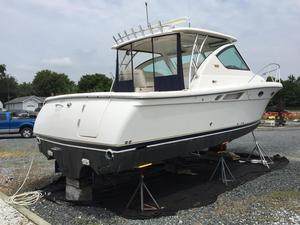 Used Tiara 3000 Open Saltwater Fishing Boat For Sale
