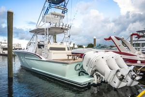 New Caison 38 Center Console Fishing Boat For Sale