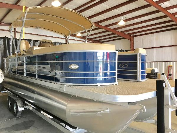 New Veranda V2575RFL Pontoon Boat For Sale