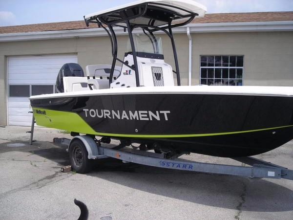 New Wellcraft Center Console Fishing Boat For Sale