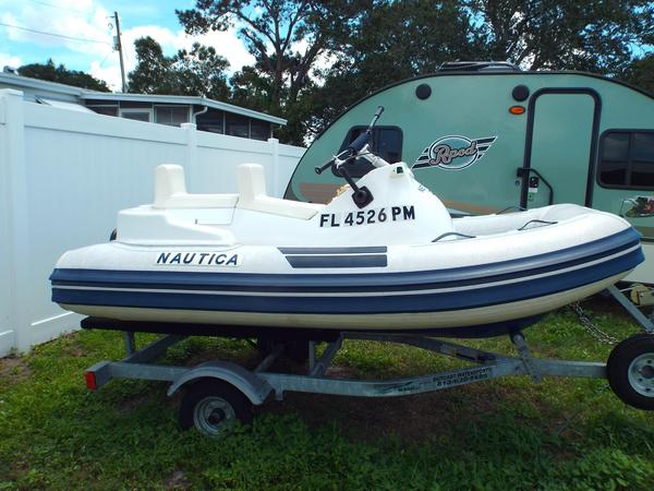 Used Nautica Tender Boat For Sale