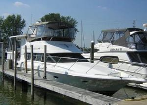 Used Silverton 402 Motor Yacht Aft Cabin Boat For Sale