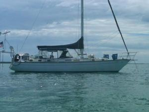 Used Gulfstar 44 Center Cockpit Sloop Sailboat For Sale