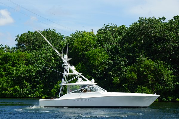 Used Viking Express Sports Fishing Boat For Sale