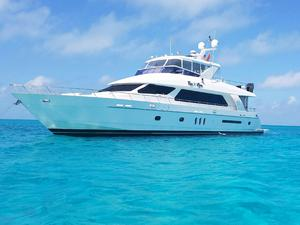 Used Hargrave Open Bridge Motor Yacht Motor Yacht For Sale