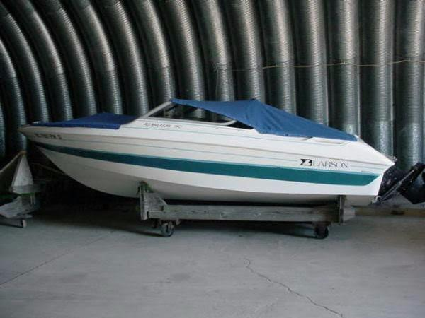 Used Larson All American 190 Bowrider Boat For Sale