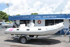 Used Callegari Olimpus 54 Rigid Sports Inflatable Boat For Sale