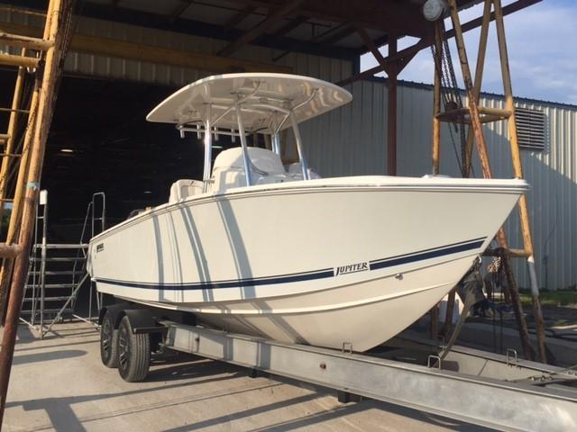 2018 New Jupiter 26 FS Center Console Fishing Boat For