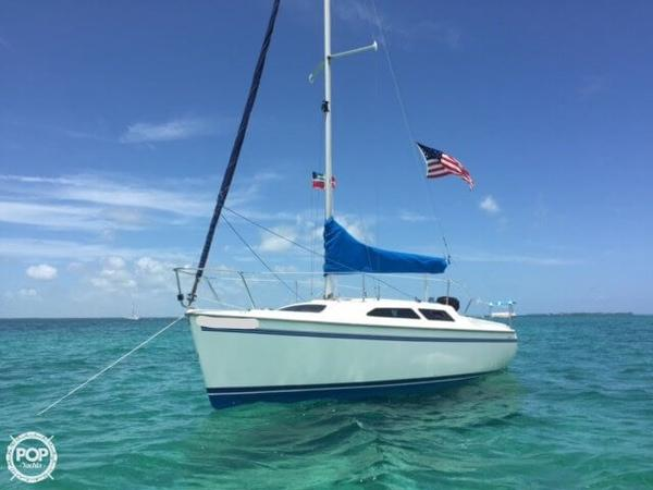 Used Catalina 250 MkII Sloop Sailboat For Sale