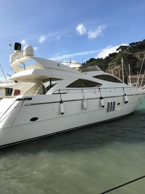 Used Abacus 61 Flybridge Boat For Sale