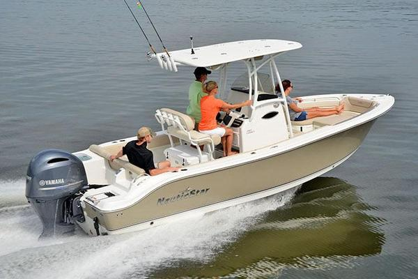 Used Nauticstar 2302 Legacy2302 Legacy Sports Fishing Boat For Sale