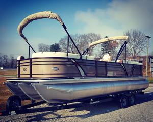 New Veranda VP25RC Pontoon Boat For Sale
