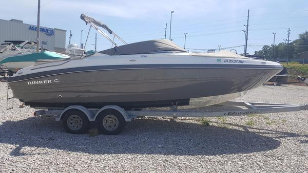 Used Rinker 236 BR236 BR Bowrider Boat For Sale