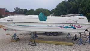 Used Rinker Flotilla 24 Deck Boat For Sale