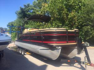 Used Harris 240 Soltice Pontoon Boat For Sale