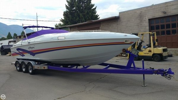 Used Baja 302 High Performance Boat For Sale